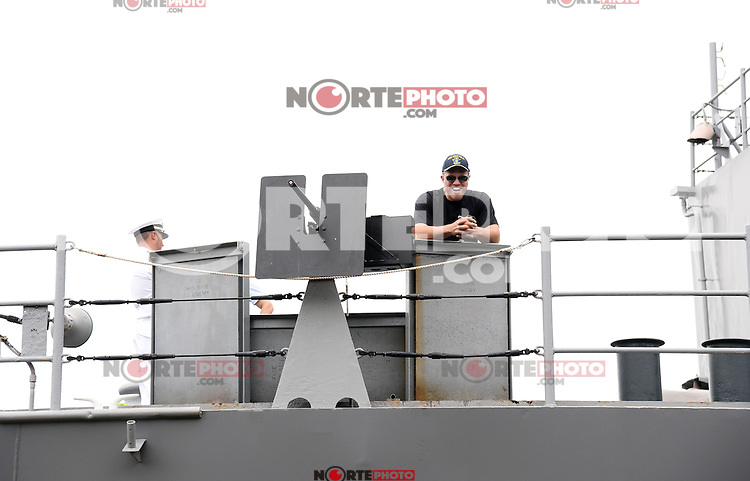 NEW YORK, NY - MAY 21, 2014: Actor Adam Baldwin at the' TNT AND THE U.S. Navy  Partner  To Celebrate Series NY FLEET WEEK , May 21 , 2014 New York,NYC   © HP/Starlitepics.
