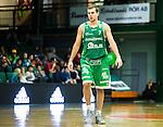 S&ouml;dert&auml;lje 2015-10-01 Basket Basketligan S&ouml;dert&auml;lje Kings - Uppsala Basket :  <br /> S&ouml;dert&auml;lje Kings Dino Pita under matchen mellan S&ouml;dert&auml;lje Kings och Uppsala Basket <br /> (Foto: Kenta J&ouml;nsson) Nyckelord:  Basket Basketligan S&ouml;dert&auml;lje Kings SBBK T&auml;ljehallen Uppsala Seriepremi&auml;r Premi&auml;r portr&auml;tt portrait