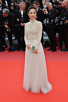 Wang Likun at the gala screening for &quot;Yomeddine&quot; at the 71st Festival de Cannes, Cannes, France 09 May 2018<br /> Picture: Paul Smith/Featureflash/SilverHub 0208 004 5359 sales@silverhubmedia.com