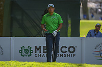 Hideki Matsuyama (JPN) looks over his tee shot on 7 during round 1 of the World Golf Championships, Mexico, Club De Golf Chapultepec, Mexico City, Mexico. 2/21/2019.<br /> Picture: Golffile | Ken Murray<br /> <br /> <br /> All photo usage must carry mandatory copyright credit (© Golffile | Ken Murray)