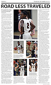 "L McKee Photography & Design Newspaper Page. Photos and Lay Out: Larry McKee, L McKee Photography. L McKee Photography, Clarkston, Michigan. L McKee Photography, specializing in college and high school varsity action sports and senior portrait photography. Other L McKee Photography services include business profile, commercial, event and editorial photography. L McKee Photography, serving Oakland County, Genesee County, Livingston County and Wayne County, Michigan. L McKee Photography, your ""professional"" source for college and high school varsity action sports and senior portrait photography."