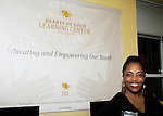 Rhonda Ross - Hearts of Gold - Learning Center at Semiperm for the ribbon cutting ceremony was held on March 09, 2016 in New York, New York - Manhattan's Upper West Side - Rhonda Ross and Hearts of Gold (Photo by Sue Coflin/Max Photos)