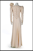 Royal dress sale - £165,000 for Princess Diana gown.