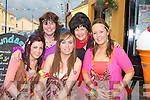 DRESSED: Dressed up in their Blast from the Past Costumes in Ballybunion Blast from the Past Week-End on Saturday afternoon were,Aisling O'Sullivan, Joanna McCarthy,Michelle O'Sullivan, mary O'Grady and Katie Murphy.............................................. ....