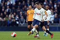 Giovani Lo Celso of Tottenham Hotspur during Tottenham Hotspur vs Wolverhampton Wanderers, Premier League Football at Tottenham Hotspur Stadium on 1st March 2020