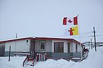 drapeau du nunavut et du canada