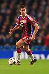 Xabi Alonso of Munich - Manchester City vs. Bayern Munich - UEFA Champion's League - Etihad Stadium - Manchester - 25/11/2014 Pic Philip Oldham/Sportimage