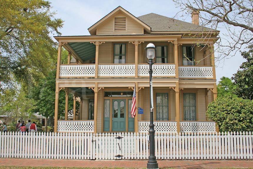 Lear Rocheblave House Historic Pensacola Village Pensacola Florida