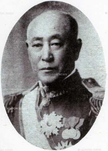 "Undated - Masaru Inoue (1843- 1910) is the first director of railways in Japan. He played a leading role in Japan's railway planning and construction, including the construciton of the Nakasendo Railway, selection of the alternative route (Tokaido), and the proposals for future mainline railway networks. Because of these works, he is called ""father of the Japanese railways"". (Photo by Kingendai Photo Library/AFLO)"