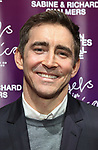 """attends The American Associates of the National Theatre's Gala celebrating Tony Kushner's """"Angels in America"""" on March 11, 2018 at the Ziegfeld Ballroom,  in New York City."""