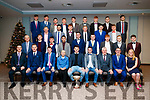 The Kerry U21 hurling team at Kerry GAA awards held at The Rose Hotel, Tralee on Saturday night last.