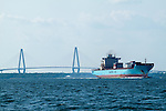 Container Ships charleston south carolina