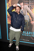 """LOS ANGELES - MAR 14:  Pauly Shore at the """"The Zen Diaries of Garry Shandling"""" Premiere at Avalon on March 14, 2018 in Los Angeles, CA"""