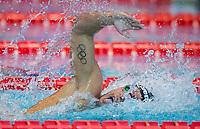 400 m Freestyle Men<br /> Gabriele Detti ITA Italy<br /> day 02  09-08-2017<br /> Energy For Swim<br /> Rome  08 -09  August 2017<br /> Stadio del Nuoto - Foro Italico<br /> Photo