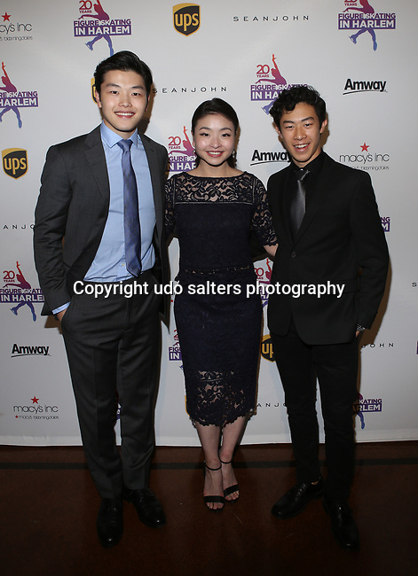 Figure Skating in Harlem's 20th Anniversary<br /> Champions in Life Benefit Gala<br /> honoring Sasha Cohen and Curtis McGraw Webster<br /> and presenting Scott Hamilton with The Power of Inspiration Award
