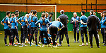 280116 Rangers training