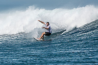 Namotu Island Resort, Nadi, Fiji (Sunday, June 3rd  2018):   -<br /> A new South swell was rolling in this morning with head high sets at Cloudbreak. The winds stayed light from the North all day with Wilkes, Namotu Lefts and Swimming Pools all having great waves. <br /> Photo: joliphotos.com