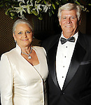 Cathy and Bill Cone at the JDRF Promise Ball at the Hilton Americas Hotel Saturday May 22,2010.  (Dave Rossman Photo)