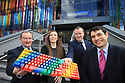 opening of the new £14m iconic and world class Computer Science hub at Queen's University Belfast. Photo/Paul McErlane