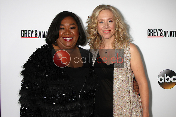 """Shonda Rhimes, Betsy Beers<br /> at the """"Grey's Anatomy"""" 200th Episode Red Carpet Event, Colony, Hollywood, CA 09-28-13<br /> David Edwards/Dailyceleb.com 818-249-4998"""