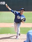 Kenta Maeda (Dodgers),<br /> MARCH 15, 2016 - MLB : Pitcher Kenta Maeda of the Los Angeles Dodgers