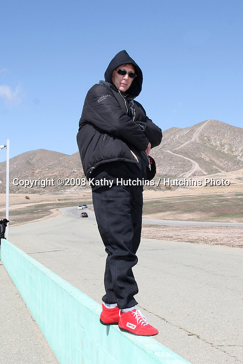 William Fichtner.Toyota Pro/Celebrity Race: Lancaster Training.The Willows.Lancaster, CA.March 15, 2008.©2008 Kathy Hutchins / Hutchins Photo