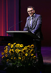 Brian Stokes Mitchell during the Celebrate the Life of Marin Mazzie Memorial Service at the Gershwin Theatre on October 25, 2018 in New York City.