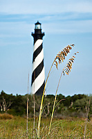 Cape Hatteras lighthouse, Hatteras Island, NC, North Carolina, USA