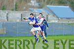 Geoffrey O'Mahony Laune Rangers Emmet Ashe Keel in the Mid Kerry championship quarter final in Killorglin on Saturday