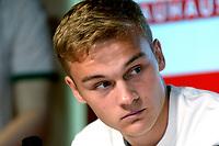 GRONINGEN , Voetbal, presentatie Tim Handwerker FC Groningen, seizoen 2018-2019, 14-08-2018,