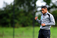Luciano Narsingh of Swansea City during the Swansea City Training Session at The Fairwood Training Ground, Wales, UK. Tuesday 11th September 2018