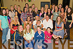 Surprise - Noreen Power, seated centre having a wonderful time with the Ladies of Austen Stacks GAA Club at a surprise party thrown for her at the clubhouse on Friday night to mark her retirement as Ladies Chairperson after 8 years.................................................................................................................................................................................................................. ............