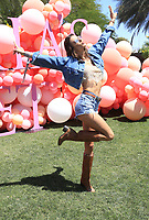 INDIO, CA - April 14: Alessandra Ambrosio, At Victoria's Secret Launch &quot;Sexy Little Things&quot; At Coachella Valley  In California on April 14, 2017. <br /> CAP/MPI/FS<br /> &copy;FS/MPI/Capital Pictures