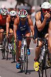 Hirokatsu Tayama (JPN), <br /> AUGUST 18, 2016 - Triathlon : <br /> Men's Final <br /> at Fort Copacabana <br /> during the Rio 2016 Olympic Games in Rio de Janeiro, Brazil. <br /> (Photo by Sho Tamura/AFLO SPORT)