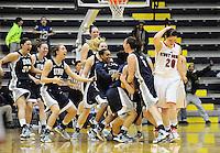 Stony Brook WBB vs. UNH 3/8/2013