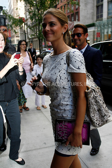 WWW.ACEPIXS.COM . . . . .  ....August 30 2011, New York City....Actress and TV personality Maria Menounos seen outside a Soho hotel on August 30 2011 in New York City....Please byline: CURTIS MEANS - ACE PICTURES.... *** ***..Ace Pictures, Inc:  ..Philip Vaughan (212) 243-8787 or (646) 679 0430..e-mail: info@acepixs.com..web: http://www.acepixs.com