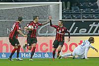 07.12.2013: Eintracht Frankfurt vs. TSG 1899 Hoffenheim