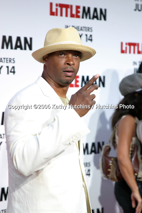 "Damon Wayans. ""Little Man"" Premiere.Mann's National Theater.Westwood, CA.July 6, 2006.©2006 Kathy Hutchins / Hutchins Photo....                 ."