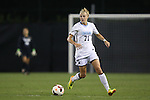 06 September 2013: North Carolina's Hanna Gardner. The University of North Carolina Tar Heels played the University of California Los Angeles Bruins at Koskinen Stadium in Durham, NC in a 2013 NCAA Division I Women's Soccer match. UNC won the game 1-0.