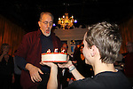 "Happy Birthday David M. Mead in the play Tartuffe - 1st preview January 13, 2011 of Moliere's ""Tartuffe"" from Jan. 13 to Jan 29 at the WorkShop Theatre, New York City, New York. (Photo by Sue Coflin/Max Photos)"