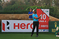 Joost Luiten (NED) in action on the 10th during Round 2 of the Hero Indian Open at the DLF Golf and Country Club on Friday 9th March 2018.<br /> Picture:  Thos Caffrey / www.golffile.ie<br /> <br /> All photo usage must carry mandatory copyright credit (&copy; Golffile | Thos Caffrey)