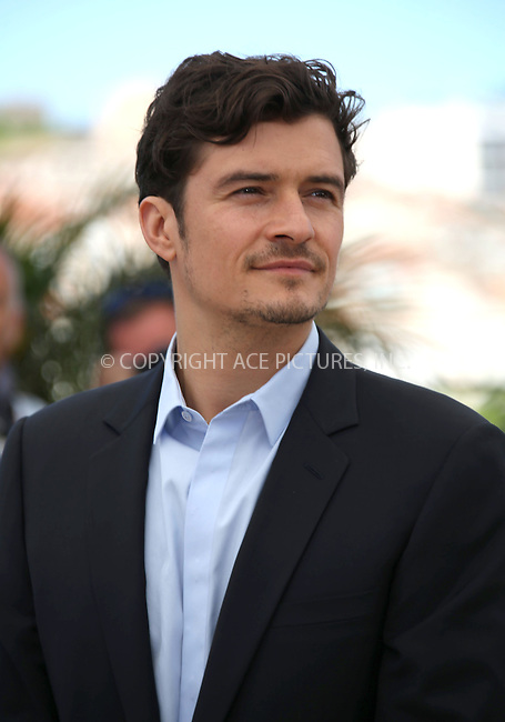 WWW.ACEPIXS.COM....US Sales Only....May 26 2013, Cannes....Orlando Bloom at the photocall for 'Zulu' during the Cannes Film Festival on May 26 2013  in France ....By Line: Famous/ACE Pictures......ACE Pictures, Inc...tel: 646 769 0430..Email: info@acepixs.com..www.acepixs.com