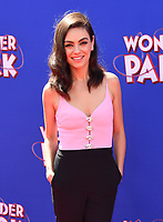 """10 March 2019 - Westwood, California - Mila Kunis. """"Wonder Parker"""" Los Angeles Premiere held at Regency Village Theater. Photo Credit: Birdie Thompson/AdMedia"""