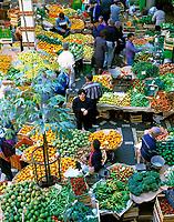 Portugal, Madeira, Funchal - Mercado dos Lavradores | Portugal, Madeira, Funchal - Mercado dos Lavradores