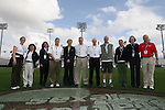 09 December 2007: NCAA College Cup tournament committee and staff. The University of Southern California Trojans defeated the Florida State University Seminoles 2-0 at the Aggie Soccer Stadium in College Station, Texas in the NCAA Division I Womens College Cup championship game.