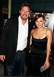 """HOLLYWOOD, CA. - September 03: Greg Evigan and Briana Evigan  arrive at the Los Angeles premiere of """"Sorority Row"""" at the ArcLight Hollywood theater on September 3, 2009 in Hollywood, California."""