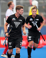 Stephen Jenness during the Pro League Hockey match between the Blacksticks men and Great Britain, National Hockey Arena, Auckland, New Zealand, Saturday 8 February 2020. Photo: Simon Watts/www.bwmedia.co.nz