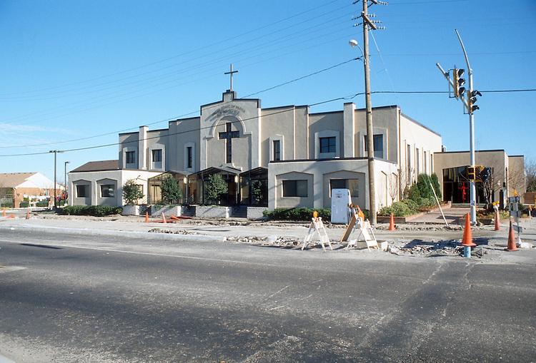1990 December ..Redevelopment.Church Street..CAPTION...NEG#.NRHA#..