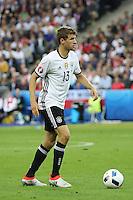 Thomas Müller (D) - EM 2016: Deutschland vs. Polen, Gruppe C, 2. Spieltag, Stade de France, Saint Denis, Paris