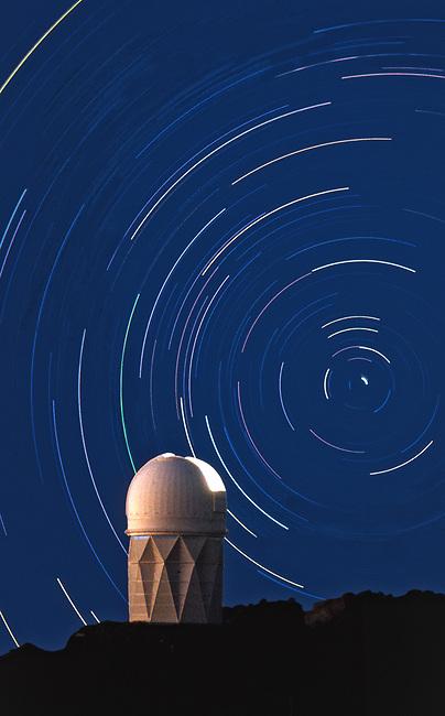 Kitt Peak observatory, near Tucson, Arizona